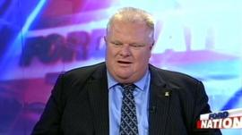 Rob Ford, Toronto mayor