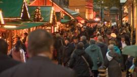 Frankfurt market