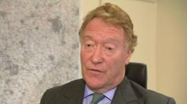 Thames Valley Police and Crime Commissioner (PCC) Anthony Stansfeld