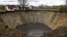 The sinkhole
