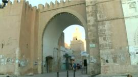 Sfax City walls