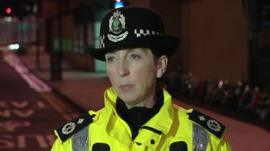 Deputy Chief Constable Rose Fitzpatrick Police Scotland