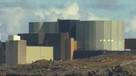 The UK government plan guarantees the finance for Wylfa Newydd