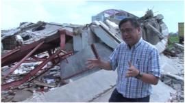 Rico Hizon, Tacloban