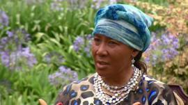Makaziwe Mandela