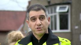 Ch Supt Dave Hull