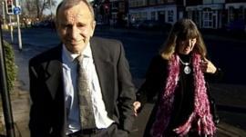 John and Sally Stickland