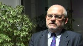 Cardiff and Vale health board's medical director, Dr Graham Shortland