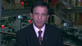 Dr Chaand Nagpaul from the British Medical Association