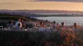 Tourism New Zealand advert
