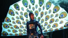 James McOran-Campbell as Peacock