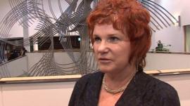 British MEP Sharon Bowles
