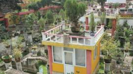 Liu Guangjia's former home