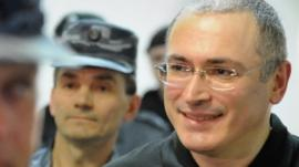 Mikhail Khodorkovsky in June 2011