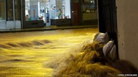 Jedburgh floods