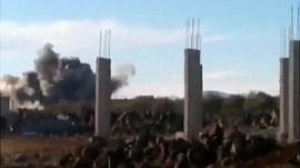 Blast in Syria