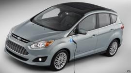 C-MAX Solar Energi Concept car