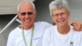 Roger and Margaret Pratt