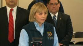 Lieutenant Governor Kim Guadagno