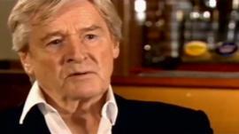 William Roache interviewed on New Zealand TV