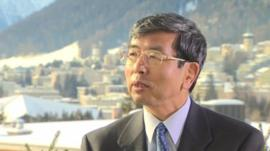 ADB president Takehiko Nakao