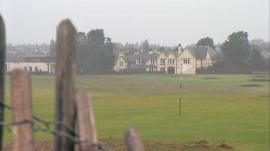 Montrose golf links