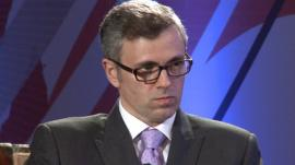 Chief Minister of Indian-administered Kashmir, Omar Abdullah