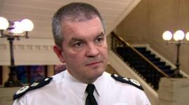 Martin Hewitt, Deputy Assistant Commissioner, Metropolitan Police