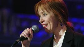 Suzanne Vega performs in Prague in Dec 2011