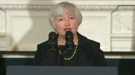 Janet Yellen, new head of the US Federal Reserve