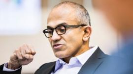 New Microsoft CEO Satya Nadella