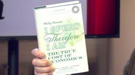 Cover of I Spend Therefore I Am