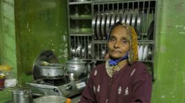 Kamlaben Parmar, Indian ragpicker