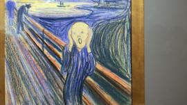 Edvard Munch's The Scream