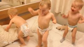 Parkinson triplets