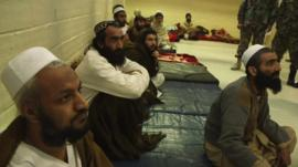 Bagram prisoners