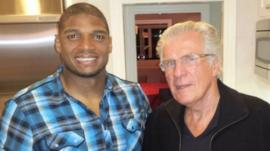 Michael Sam and David Kopay