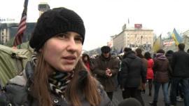 Women in Kiev