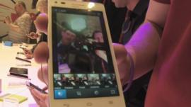 Huawei G6 smartphone
