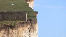 Birling Gap crack