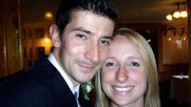 Warren Brewer and Beth Warren