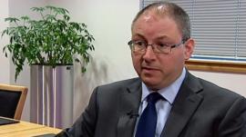 Luke Farajallah, managing director of Bond Offshore
