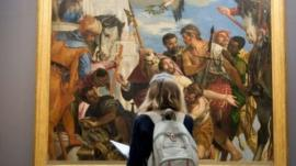 Veronese Exhibition at The National Gallery