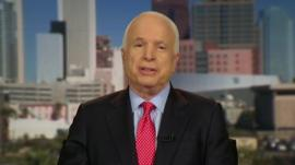 John McCain on The Andrew Marr Show