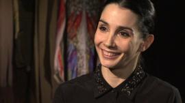 Artistic Director and Lead Principal of the English National Ballet, Tamara Rojo