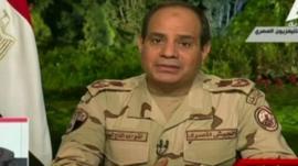 Field Marshal Abdul Fattah al-Sisi
