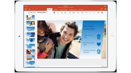Office on iPad