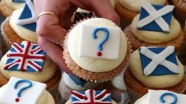 Referendum cakes