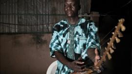 Tiemoko Sogodogo Photo: Manuel Toledo, BBC Africa