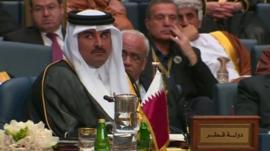 Sheikh Tamim, Emir of Qatar